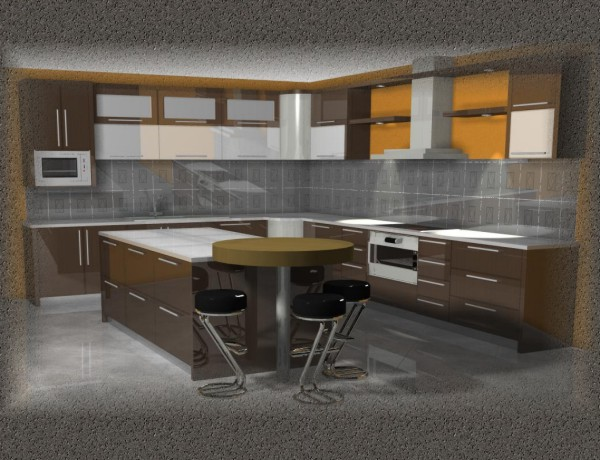 Kitchen design software kitchendraw south africa for African kitchen design